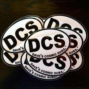 DCS Stickers